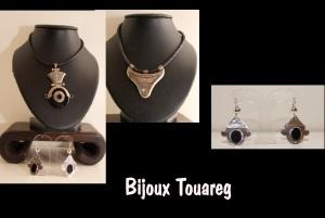 bo et collier Touareg